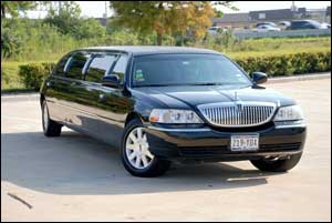 limo air port houston