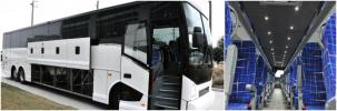 charter bus houston
